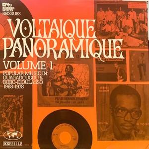V.A. - Voltaique Panoramique Volume 1: Popular Music In Ouagadougou & Bobo-Dioulasso 1968-1978