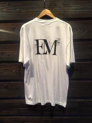 Eazy Miss  Bask Logo  White  Lサイズ