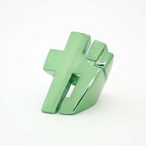効果音リング『ガ』 カラー緑