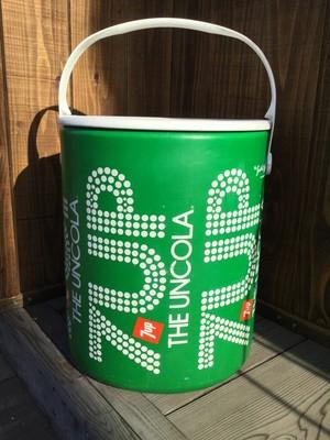 Vintage Coolerbox 7UP