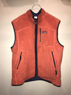 PATAGONIA  FLEECE VEST UT-2607