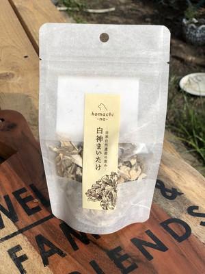 【komachi -na-】白神まいたけ - 世界自然遺産の恵 -