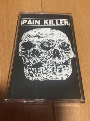 PAIN KILLER - S/T TAPE