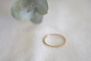 square line ring 10KYG