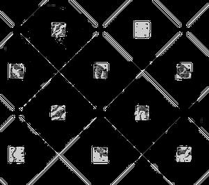 【png画像素材】虎8 Mサイズ  横1500px × 縦1332px