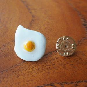 egg ピンバッチ 001
