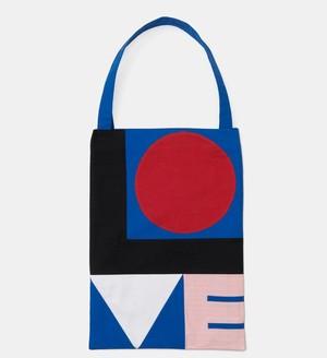 Damien Poulain LOVE TOTE BAG