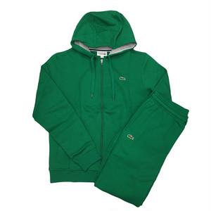 Lacoste Basic Hoodie & Pants Setup / Green