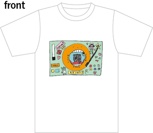 「APPARE!CHARACTER TEE」