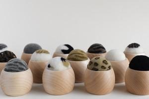 ネコの髭山 − Egg type −