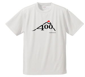 「N▶400」サポーターズクラブTシャツ   (シリアルナンバーつき)