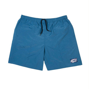 QUARTERSNACKS / WATER SHORT -NAVY-