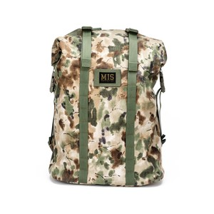 ROLL UP  BACKPACK -  CONVERT WOODLAND
