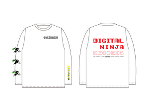 DIGITAL NINJA LONG-Tシャツ