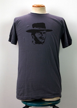 Reckon / Clint Eastwood Tシャツ(M)