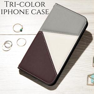iphone 11 ケース 手帳型 おしゃれ iphone11Pro レザー iphoneXR iphone8 7 plus カバー カジュアル スマホケース 大人可愛い グレー