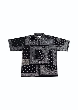 BANDANA shirt / Short sleeve