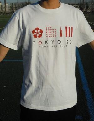東京23FC Tシャツ