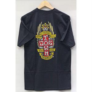 【ドッグタウン】40thアニバーサリー Tシャツ ブラック