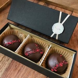 半生チョコクッキー(当店オリジナル)【3個入り】