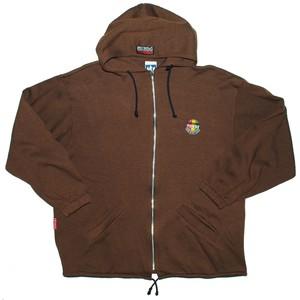 『DOSSE POSSE』 90s vintage zip hoodie