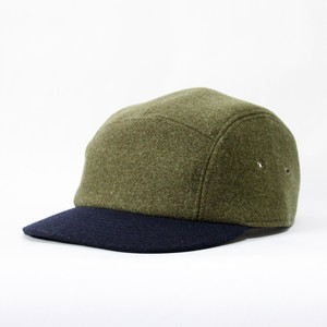5panel Winter Camp Cap