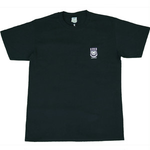 [T Shirt] HIBRID ENT. ONE POINT LOGO T Shirt (BLACK)