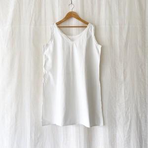 FRANCE antique cotton nightie dress 2