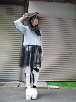 【MIYANISHIYAMA】イルカのイルカくんワンピース 2