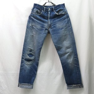 1960's LEVI'S 501Z XX DENIM PANTS(リーバイス 501Z XX)Good Repaired