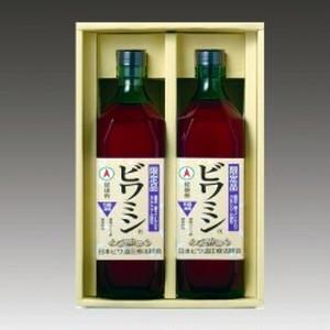 ビワミン(限定品)ギフト用化粧箱入り(720ml 2本)