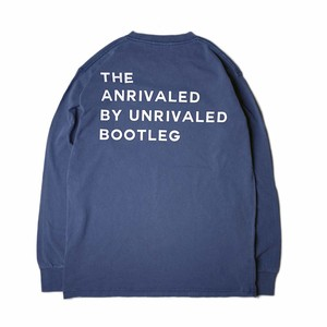 """ANRIVALED by UNRIVALED """"BOOT-LST"""" NAVY"""