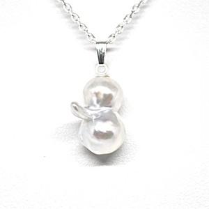 【希少!】あこや本真珠の天使のネックレス