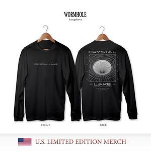 Wormhole Longsleeve / Black