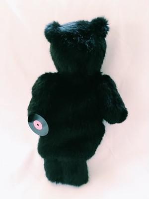 mojojojo - クマクラッチ(black-B)