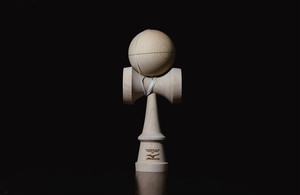 JAC MIZUNO BASEBALL BAT MAPLE MOON SHOT けん玉 KENDAMA