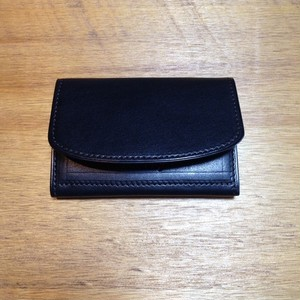 【haru leathercraft】名刺入れ