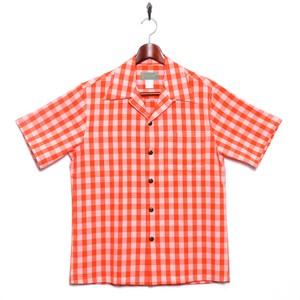 Mountain Men's / パラカシャツ / オレンジ