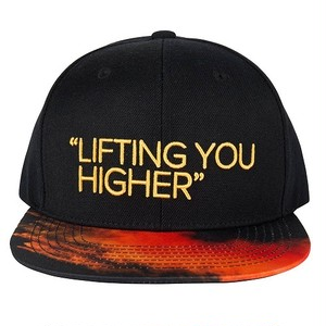 LIFTING YOU HIGHER - ASOT 900 FLAME キャップ