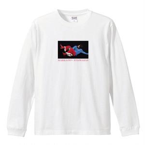 【受注販売・4月上旬お届け予定】伊藤万理華コラボレーション ロングスリーヴTシャツ