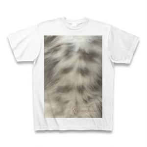 ふぇねちゃんおなかの柄Tシャツ ホワイト