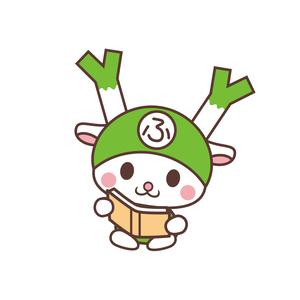 フィルター・ストッパー付き ふっかちゃんマスク / No.040【読書】