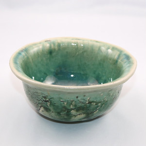緑釉_器  Ryokuyu(Green Glaze) Bowl