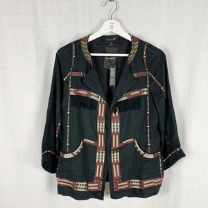 """ISABEL MARANT"" Silk Jacket Dead Stock"