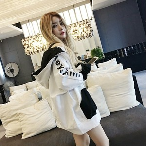 「アウター」売れ筋 新作韓国系ゆったりアルファベットストリートジャケット