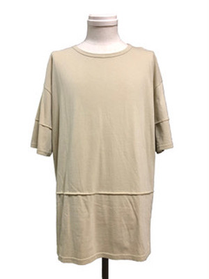 SPLICE SHORT SLEEVES -SAND-