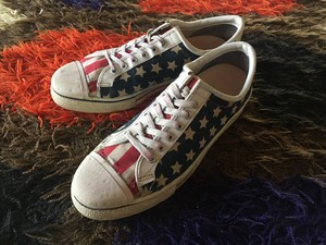 "70s ""星条旗"" Sneakers"