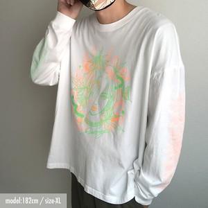 ロングスリーブTシャツ / Awakening2