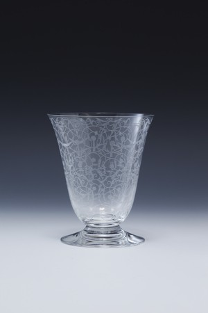 ⑯バカラ ミケランジェロ  ウォーターグラス Baccara Michelangelo Water Glass