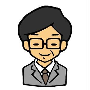【単品】男性上司B(50代男性)のみ ~上半身表情46カット~